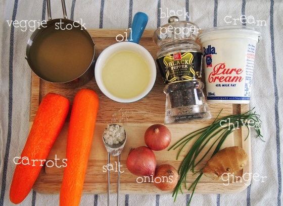 carrot soup, carrot ginger soup, ginger soup, leesamantha, samantha, samantha lee, easy cooking, easy carrot soup,