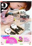 Interview, Press, Featured, cute food, creative food, creativity, kids, kids meal, bento, obento, character food, charaben, kyaraben, kawaii, sanrio, hello kitty, cover story, samantha lee, leesamantha, eatzybitzy.com, malaysian, food, food blogger,